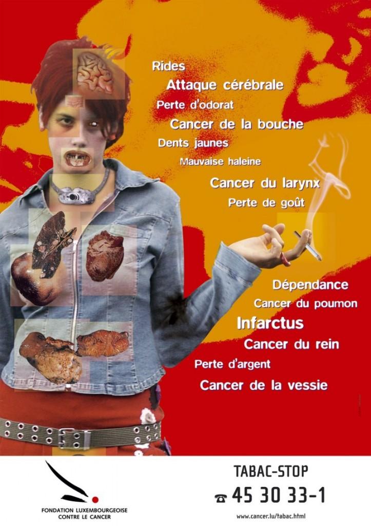 Tabac - Effets du tabac sur la sant - Sant-Mdecine
